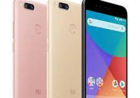 Xiaomi Mi A1 4-32 gb mobil telefonunun kredit satisi