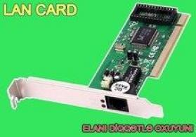 """Lan card """"PCI"""" satilir"""