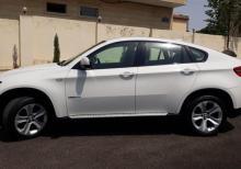 BMW X6 2012 ci ilin maşını