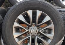 Lexus 18-lik Disk və Təkər