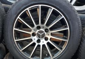 Mercedes 16-lıq Disk və Təkər