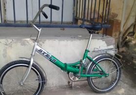 Stel velosiped