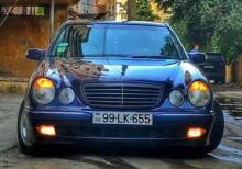 Mercedes-Benz E 240 2000