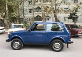 VAZ (LADA) 4x4 Niva 2015 avtomobil