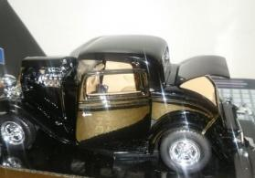 Ford coupe 1932 olcusu 1. 24 american classic motor max