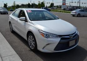 Toyota Camry 2015 Model