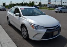 Toyota Camry 2015 Model