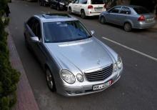Mercedes-Benz E 200 2008