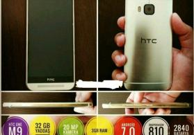 Htc one m9 telefon