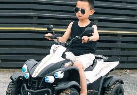 Детский квадроцикл DOOMA
