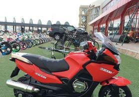 Usaqlarınız ücün yeni model motoskilet. 2 matordur.
