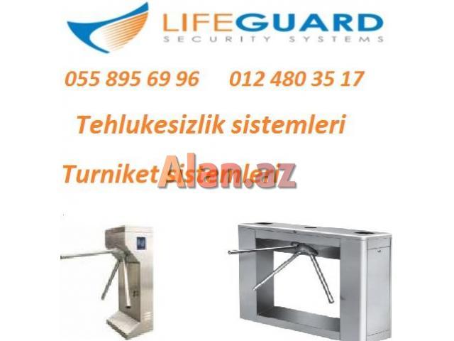❖Турникет  – установка в Азербайджане   ❖