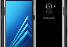 Samsung A8-2018  64gb mobil telefonunun kreditlə satışı