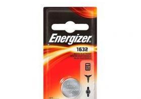 batareya energizer 1632