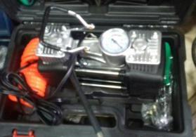 Kompressor masin ucun aletler