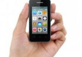 MELROZ S1 Duos watsaplı mini telefon Yeni