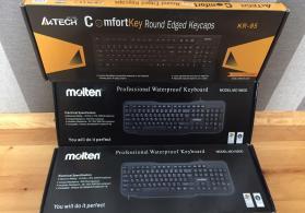 Molten Keybord