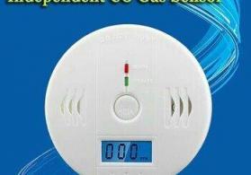 Dəm qazı detektor siqnalizasiya ( CO )