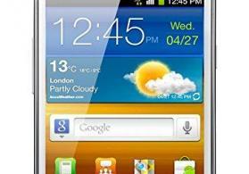 Samsung s2 Telefon