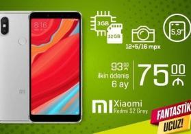 Xiaomi S2 3/32 Kreditle