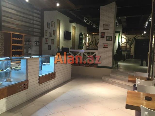 Restoran Cafe Lounge