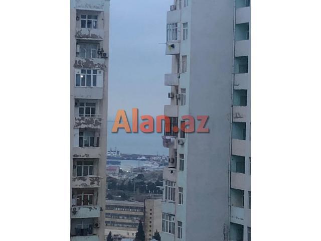 yeni bina  m.h.Aslanov