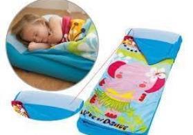 Надувной детский матрас с одеялом intex 66802