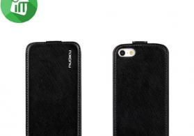 "Чехол-книжка ""nuoku""для Apple iPhone 5/5s оригинал"