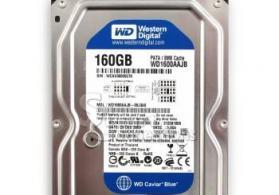 işlənmiş 160 gb hard disk