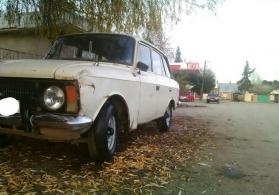 Moskvich 412 1985