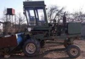 """Traktor """"QDR"""", 1989 il"""