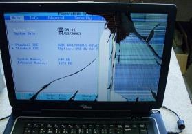 Notebooklar üçün ekran! İstənilən model notebook ekranlarının satışı  və dəyişdirilməsi.