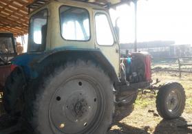Traktor Ymz