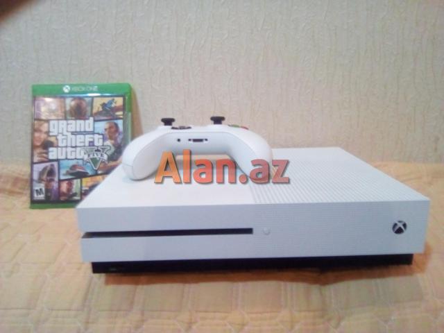 Xbox one S tecili satılır