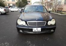 Mercedes-Benz C 180 2003