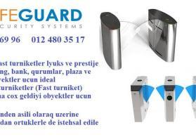 LTP 501 - turniket sistemi