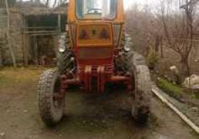 Ymz traktor, 1993 il