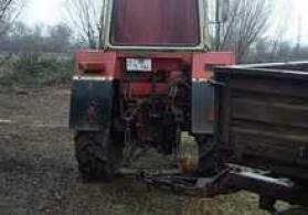 "Traktor ""YMZ"", 1991 il"