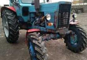 "Traktor ""MTZ 82"", 1990 il"