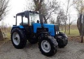 "Traktor ""Belarus"", 2015 il"