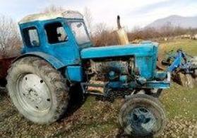 """Traktor """"T-40"""", 1986 il"""