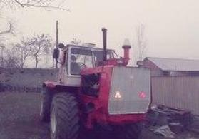 "Traktor ""Belarus"", 1993 il"