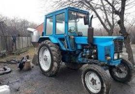 "Traktor ""Belarus"", 1989 il"