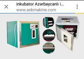 Turk zavod istesali inkubatorlarin satis
