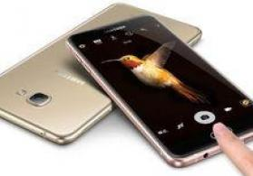 Samsung Galaxy A3 Black Sky