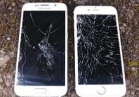 """""""Apple"""" və """"Samsung"""" ekranlarının təmiri"""
