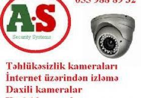 ✴ Tehlukesizlik kameralari ✴055 988 89 32 ✴