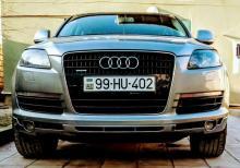 audi q7 2007-ci il avtomobili