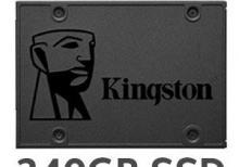 Ssd 240gb 0gb kingston 10x sürətli