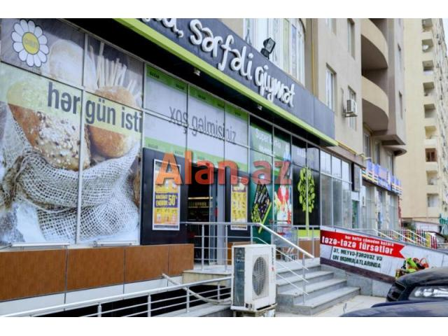 Badabdarda yeni tikilide 2 otaqli menzil satilir